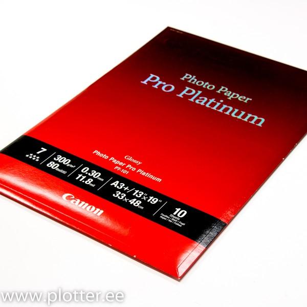 CANON PT-101 A4 (210x297)  Pro Platinum 300gr. 20 ...