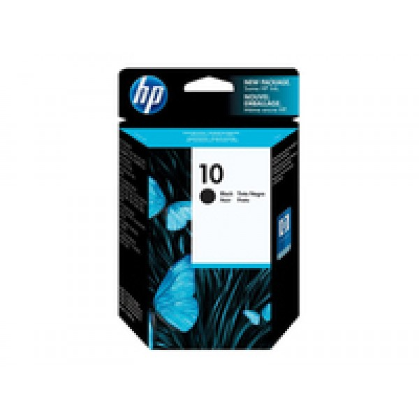 HP Tinte Nr.10 black DSJ500 800PS