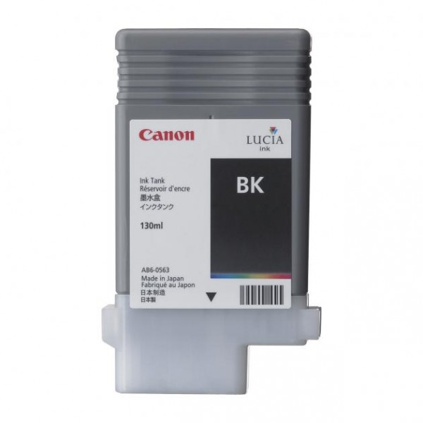 PFI-102 BK ink tank 130ml
