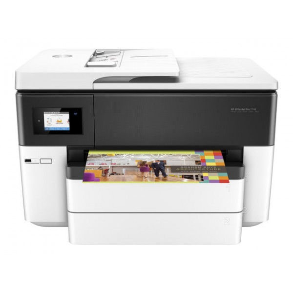 HP OfficeJet Pro 7730 Wide Format All in...