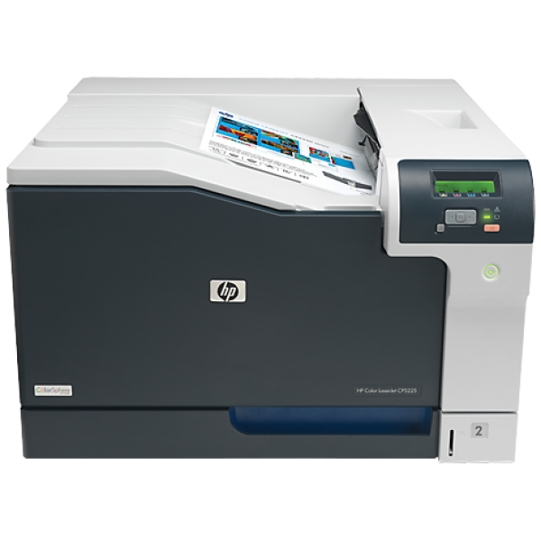 HP Color LaserJet Professional CP5225dn ...