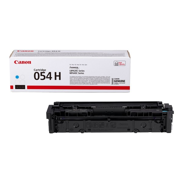 CANON Cartridge 054 H CYAN