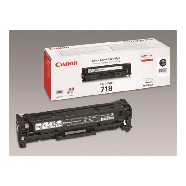 CANON catridge  CRG-718BK black
