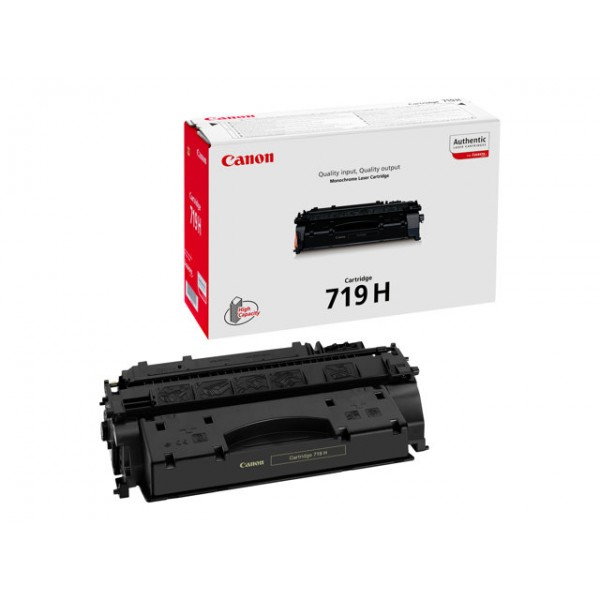 Canon Cartridge CRG 719H BLACK ,  6400 lehte