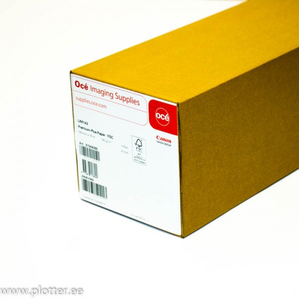 IJM143 Premium Matt Coated Paper - FSC 700 mm x 75...